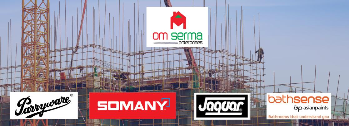 OM Serma sanitaryware banner