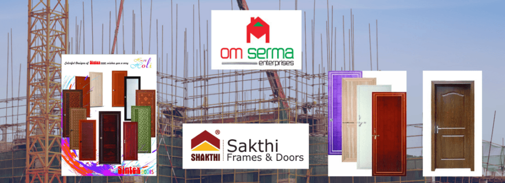 Om serma banner images for Doors