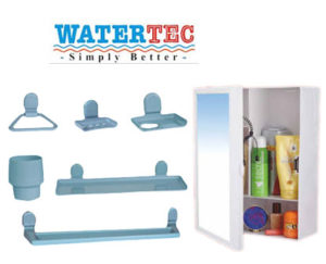 Watertec Mirror cabinet